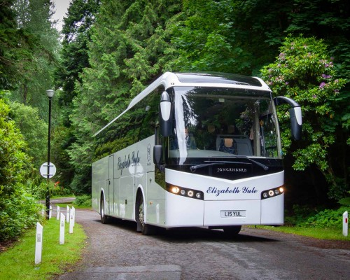 Large Luxury Coaches
